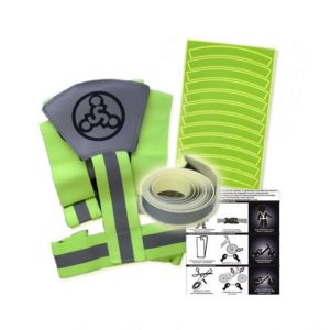 Набор светоотражающих аксессуаров STRIDER Safety Kit