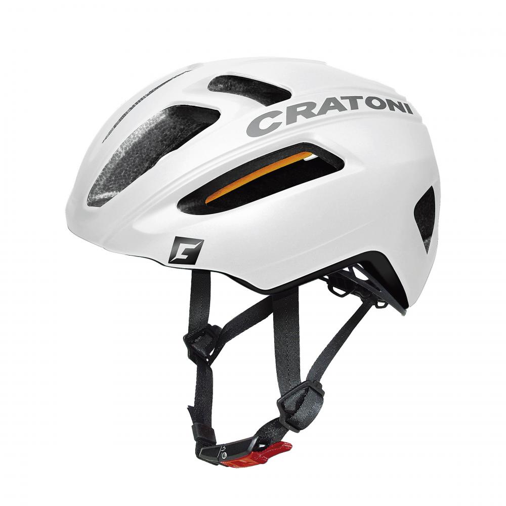 Шлем Cratoni C-Pro White