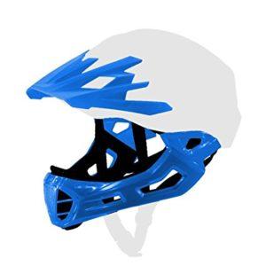 Cratoni Chinguard Visor Set C-Maniac голубой