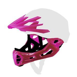 Cratoni Chinguard Visor Set C-Maniac розовый