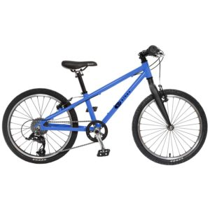 Велосипед KUbikes 20″ BASIC-8 MTB Blue