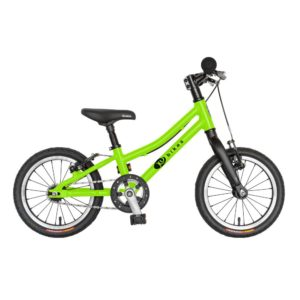 Велосипед KUbikes 14″ BASIC Green