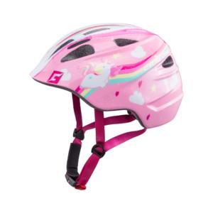 Шлем Akino Cratoni Unicorn Pink Glossy