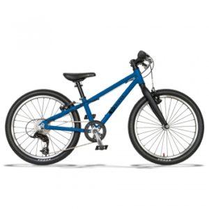 Велосипед KUbikes 20S MTB синий