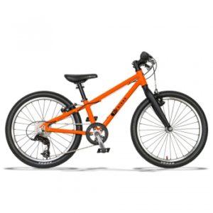 Велосипед KUbikes 20S MTB оранжевый