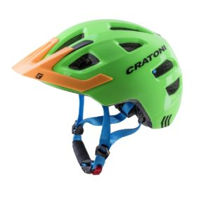 Maxster Pro lime-orange-blue glossy