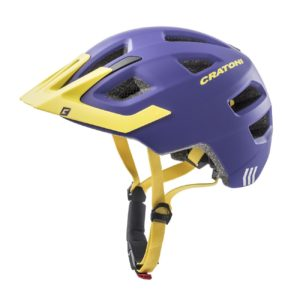 Maxster Pro purple-yellow matt