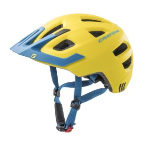 Maxster Pro yellow-blue matt