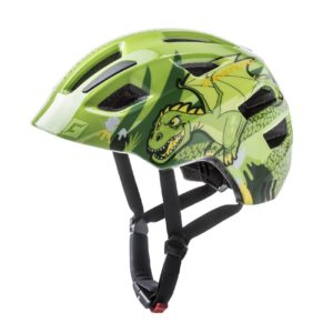 Maxster green dragon glossy