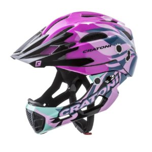 C-Maniac Pro pink glossy