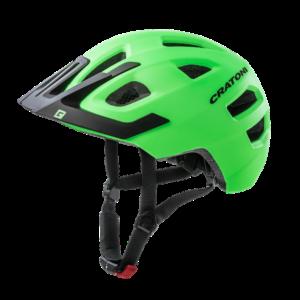 Детский шлем Maxster Pro Cratoni Lime-black
